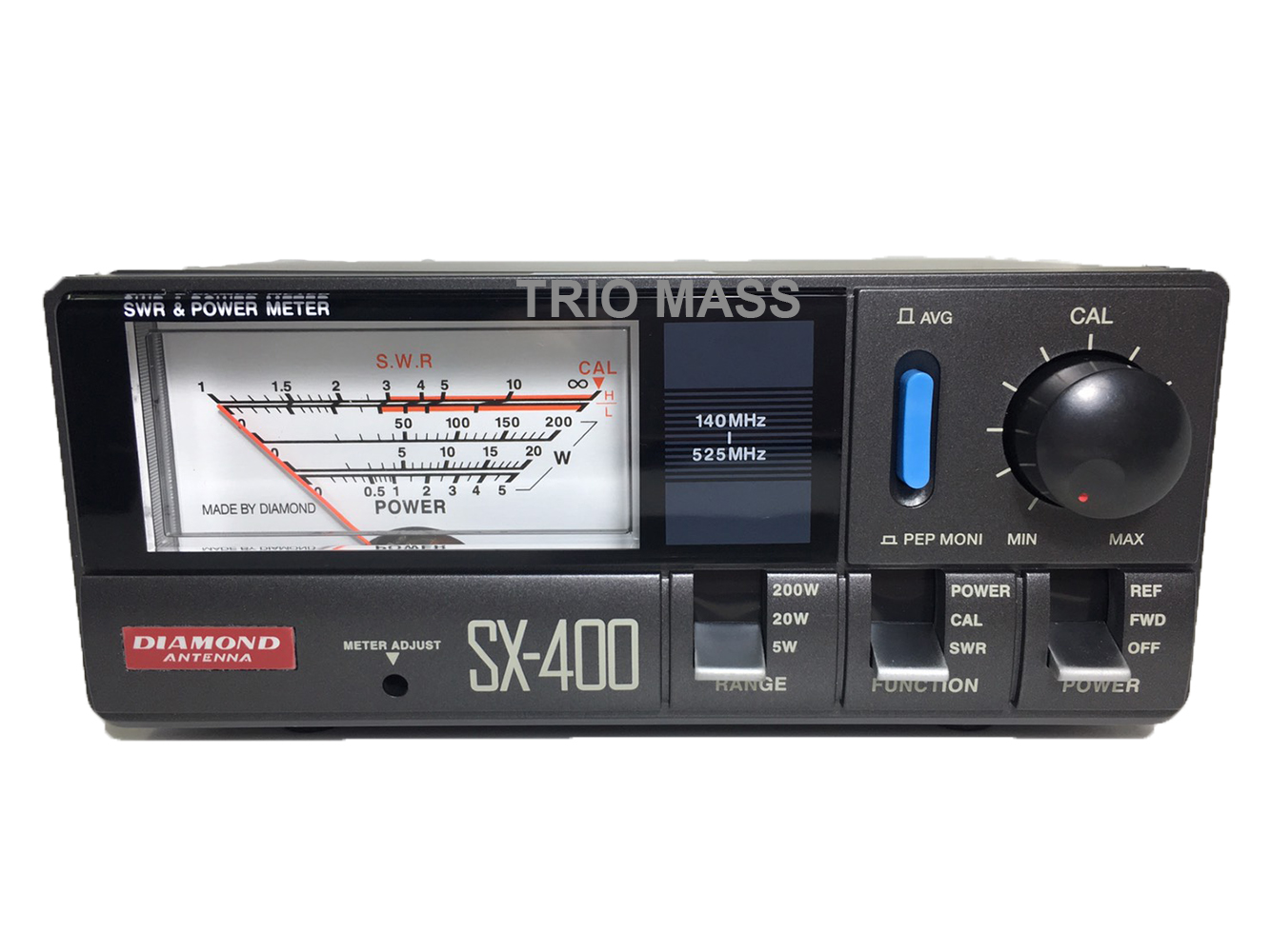 SWR DIAMOND SX-400